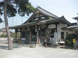 No.8顕正寺本堂