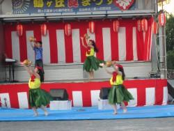 鶴ケ丘祭り⑤
